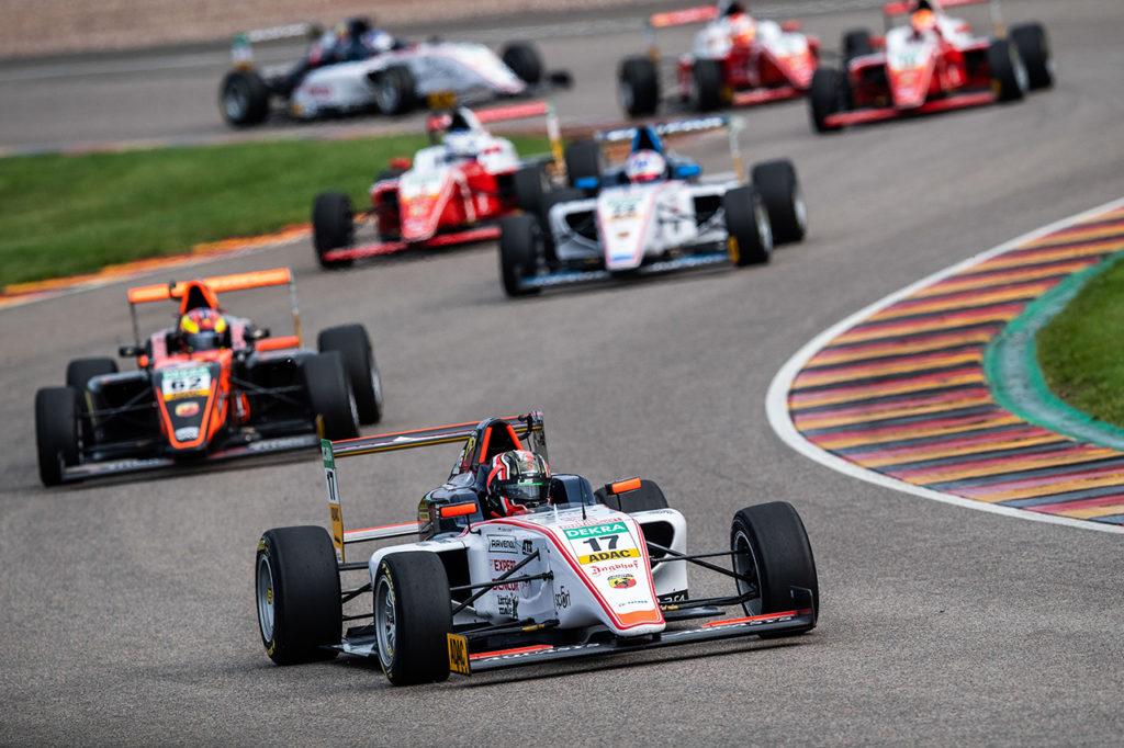 Hauger e Porchaire conquistano i campionati Formula 4 motorizzati Abarth