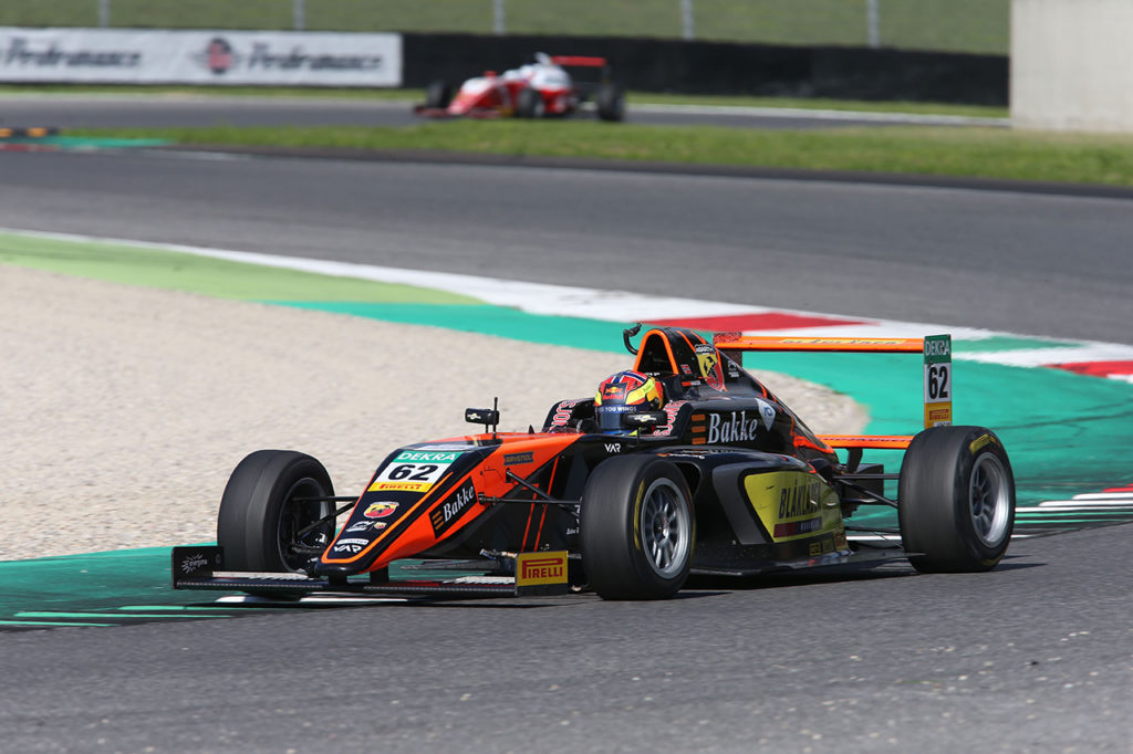 F4 Italia | Monza, Qualifiche 1 e 2: Hauger e Edgar si dividono le pole