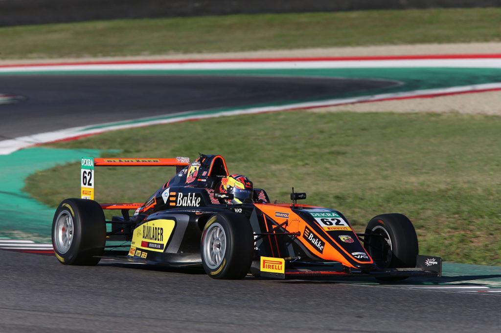 F4 Italia | Mugello, Qualifiche 1 e 2: Hauger pigliatutto, Petecof 3° e 5°