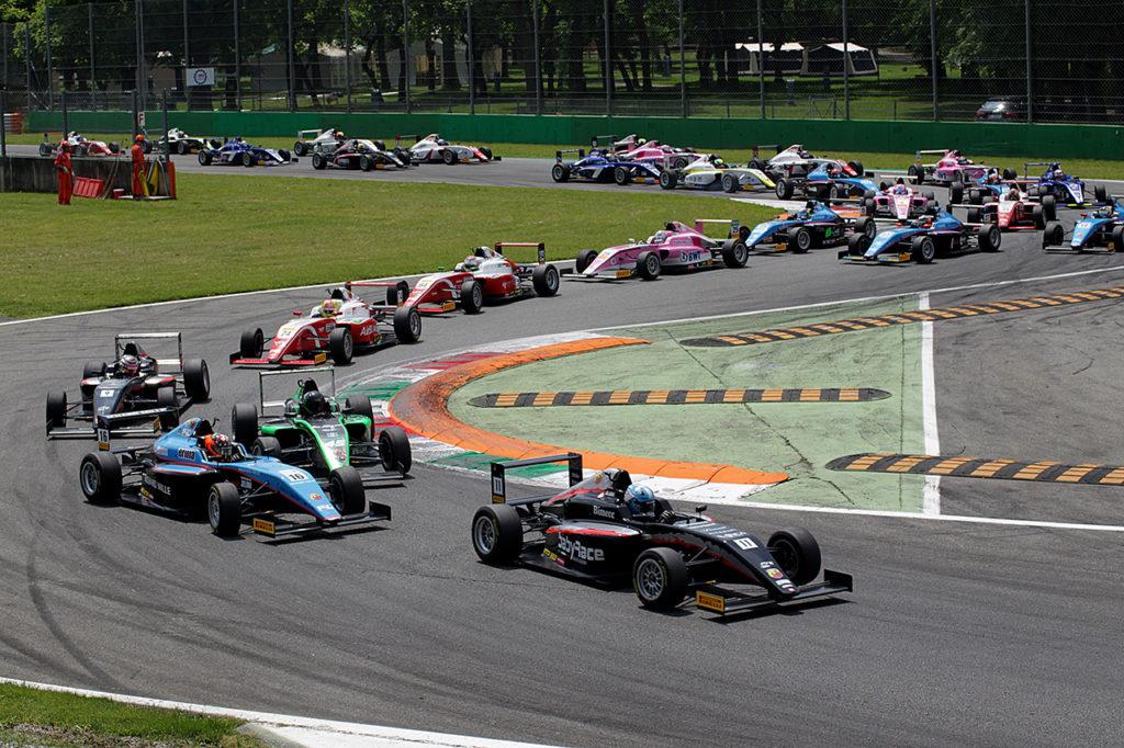 F4 Italia | Monza 2019: anteprima e orari del weekend