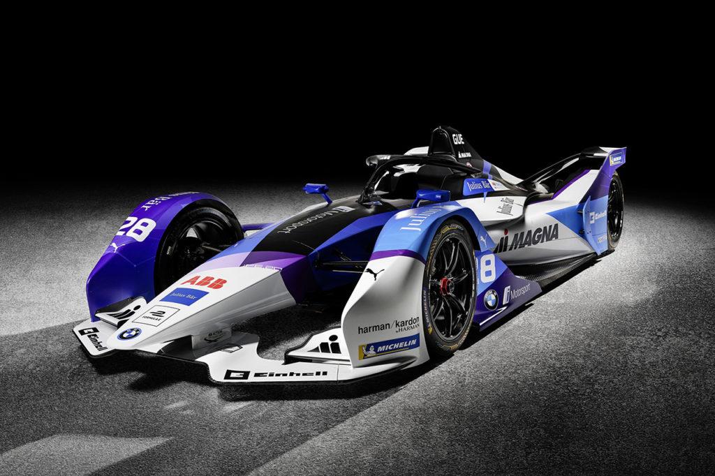 Formula E | Nuovi colori per BMW, ecco la iFE.20 per il 2019-20