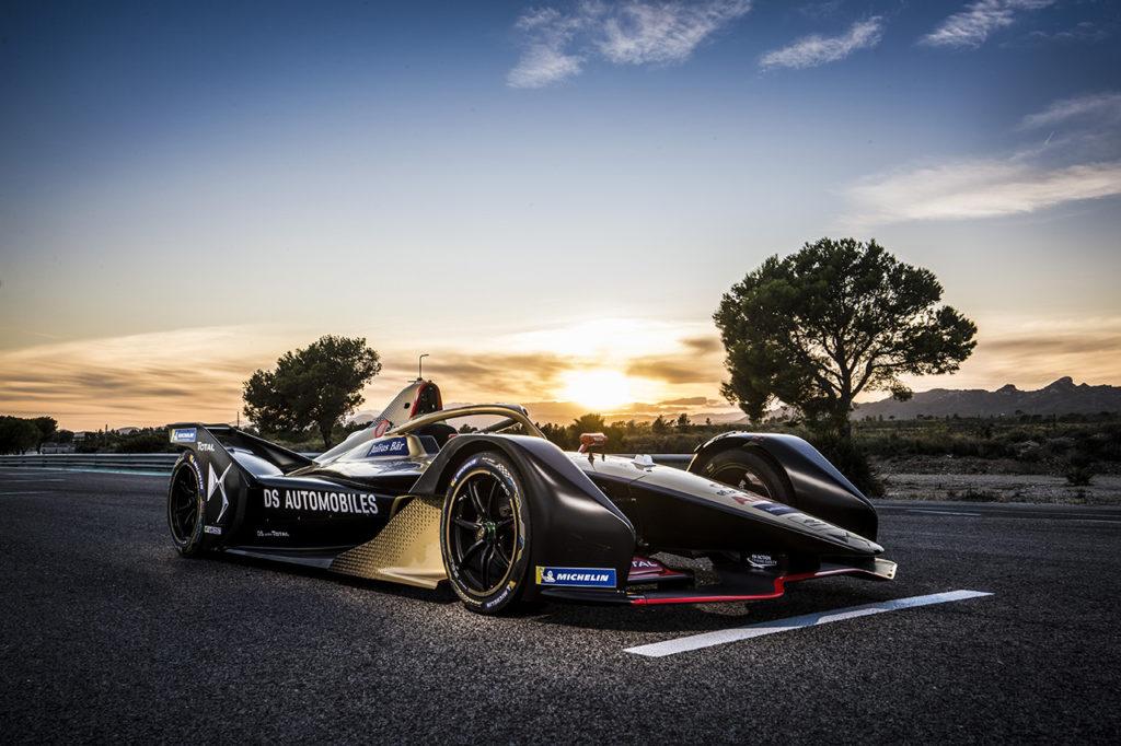 Formula E | DS Techeetah toglie i veli alla nuova monoposto DS E-TENSE FE20