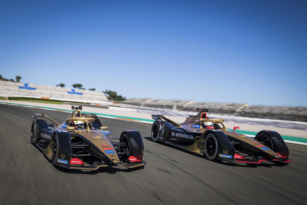 Formula E | DS Techeetah soddisfatta dei test collettivi a Valencia