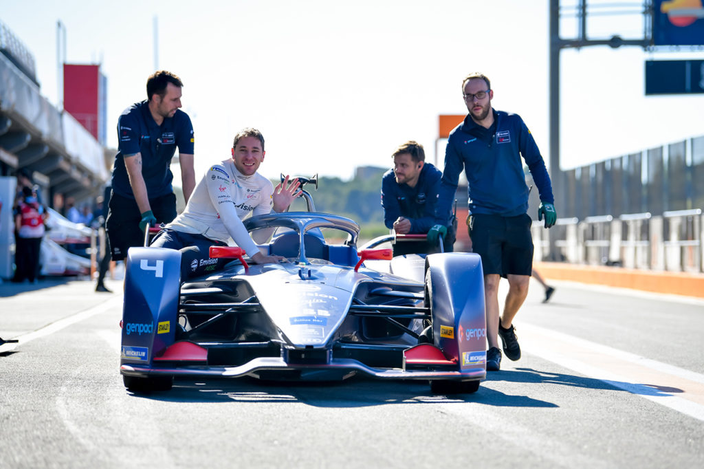 Formula E | Test Valencia, Giorno 2: ancora in vetta Virgin con Frijns