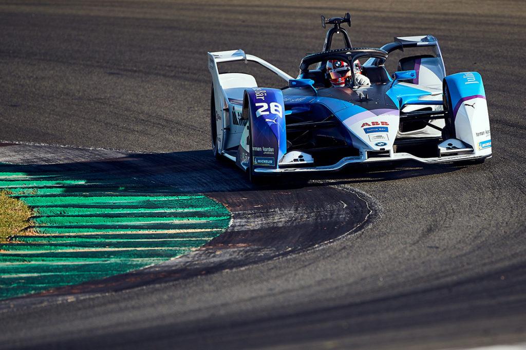 Formula E | Test Valencia, Giorno 3: Gunther chiude in testa con BMW