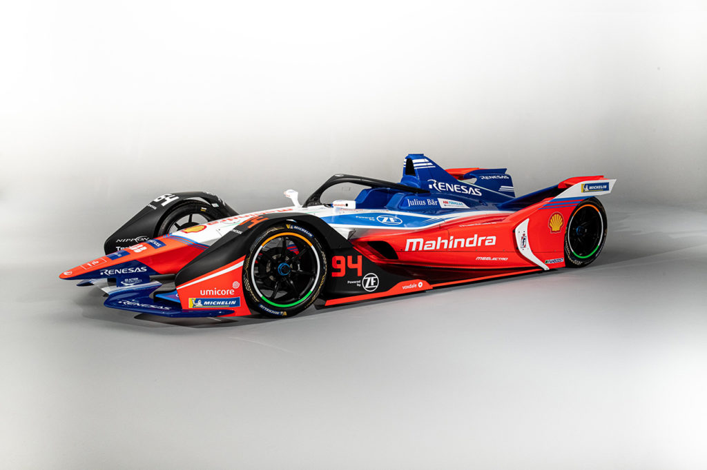 Formula E | Mahindra conferma d'Ambrosio e Wehrlein anche per la prossima stagione