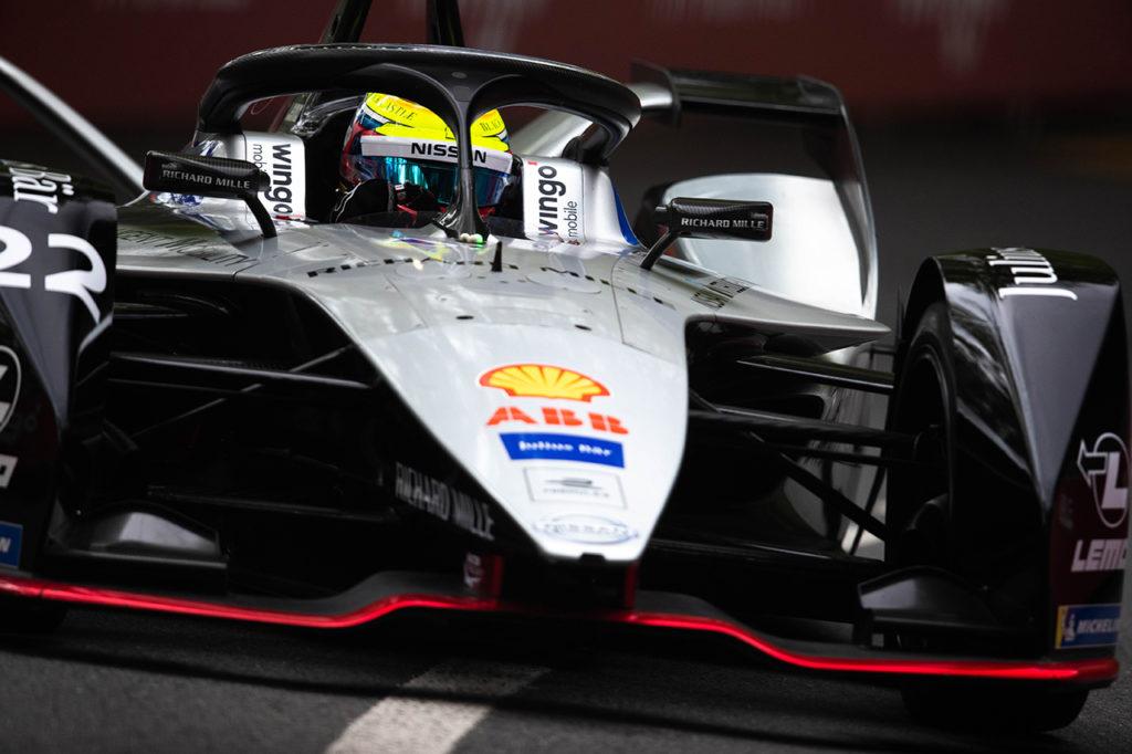 Formula E | Nissan e.dams ai test di Valencia, al debutto il nuovo motore elettrico