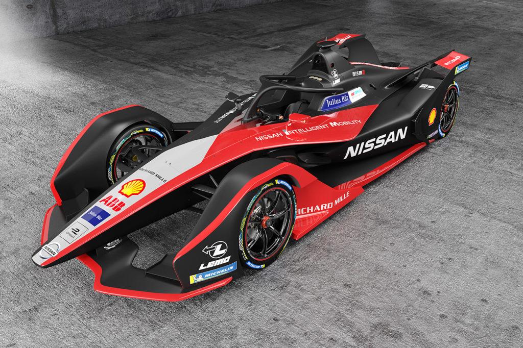 Formula E | Nissan e.dams svela la nuova livrea per la stagione 2019-20