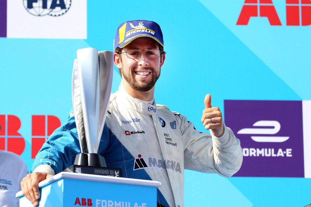 Formula E | BMW conferma Sims al fianco di Gunther per la prossima stagione