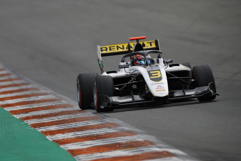 FIA F3 | Test Valencia, Giorno 1: Lundgaard d'esperienza con ART Grand Prix