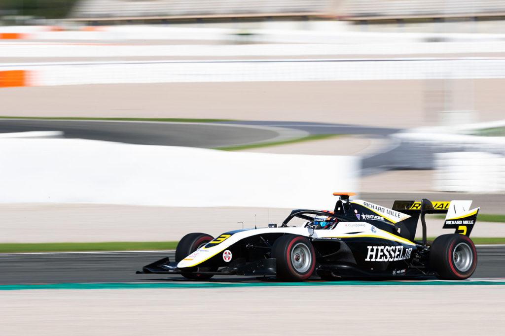 FIA F3 | Test Valencia, Giorno 2: ancora Lundgaard e ART Grand Prix