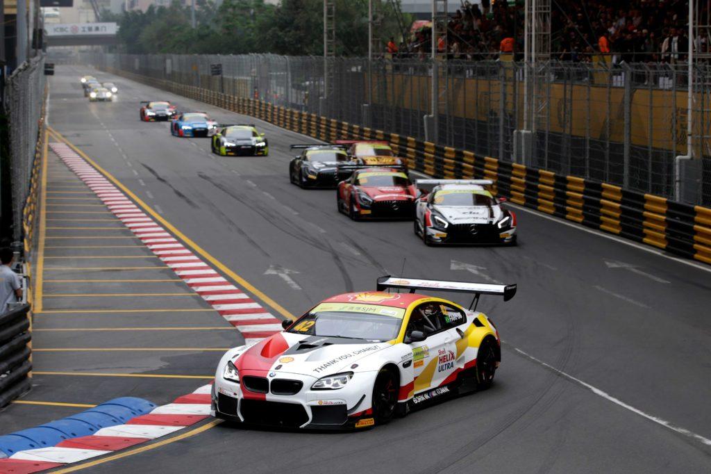 FIA GT World Cup | 17 iscritti a Macao, presenti Mortara e Marciello