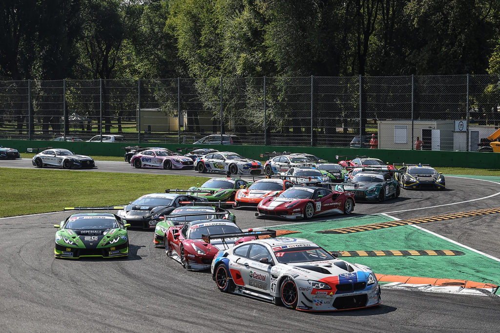 Gran finale per GT Open, Euroformula e TCR Europe questo weekend a Monza