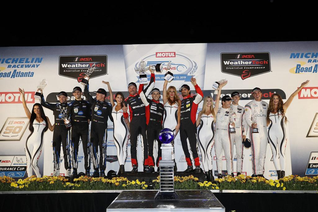 IMSA | Petit Le Mans, Gara: vince Action Express, titolo a Cameron/Montoya