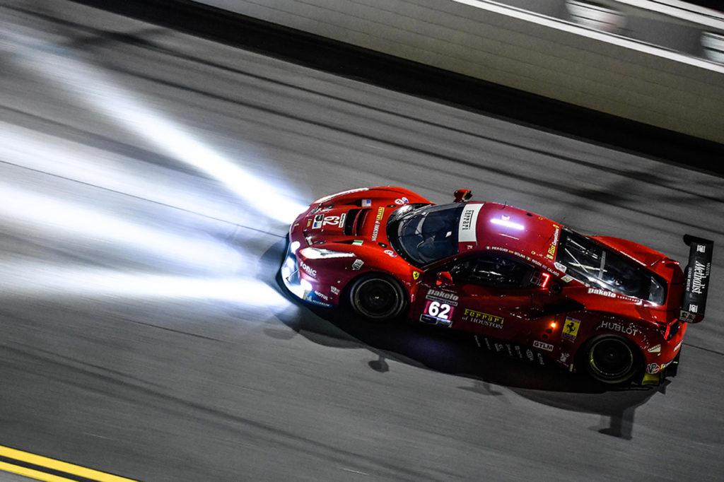 IMSA | Risi Competizione ritorna in pista per la Petit Le Mans