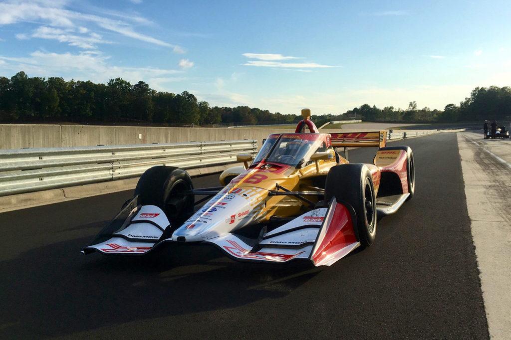 IndyCar | Hunter-Reay e Pagenaud completano i test dell'aeroscreen a Barber