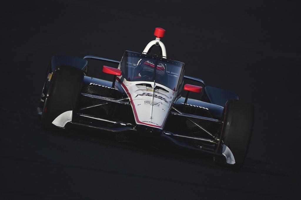 IndyCar | Nuovo aeroscreen provato da Dixon e Power a Indianapolis