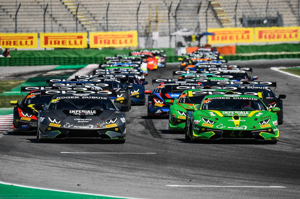 Lamborghini Super Trofeo | Svelati i calendari 2020, Misano ospiterà le World Final