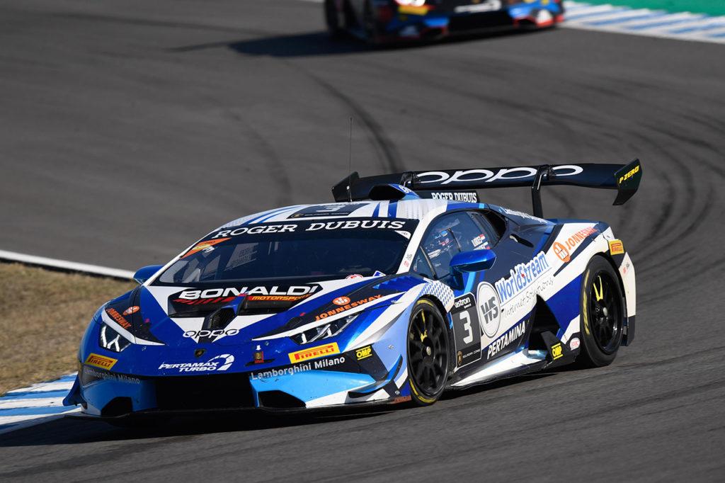 Lamborghini Super Trofeo | Kroes e Afanasiev si laureano campioni nello Europe a Jerez