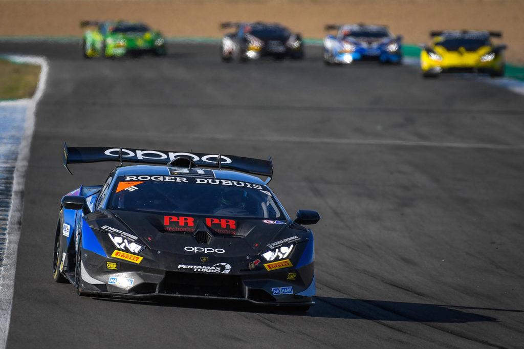 Lamborghini Super Trofeo | World Final a Jerez: Schandorff conquista il titolo