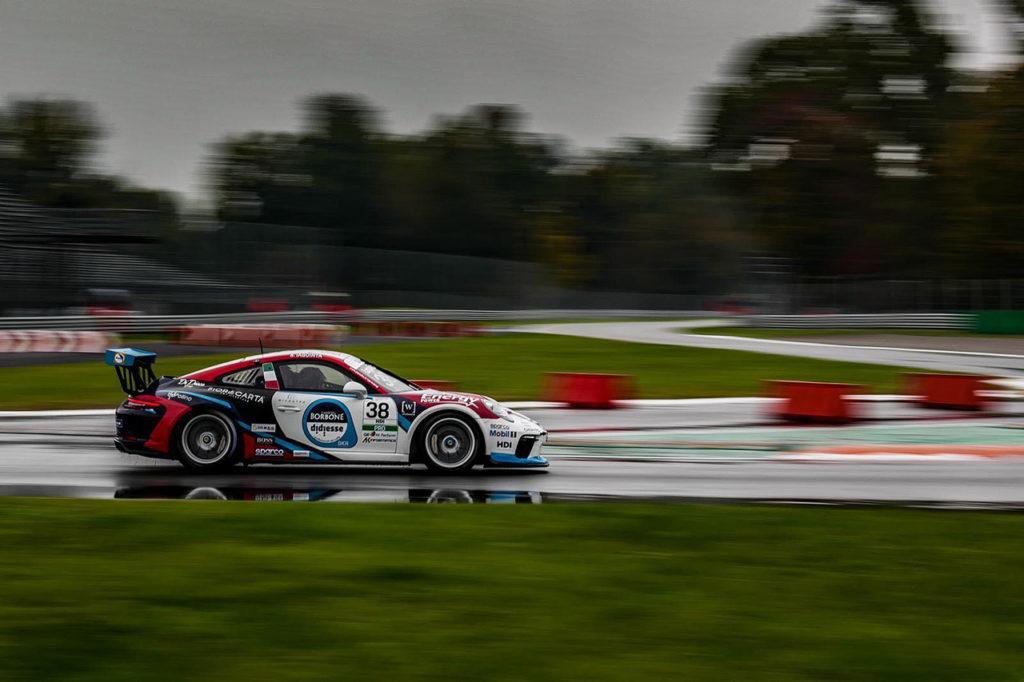 Porsche Carrera Cup Italia   Monza (2), Gara 1 e 2: finale in volata, Iaquinta campione