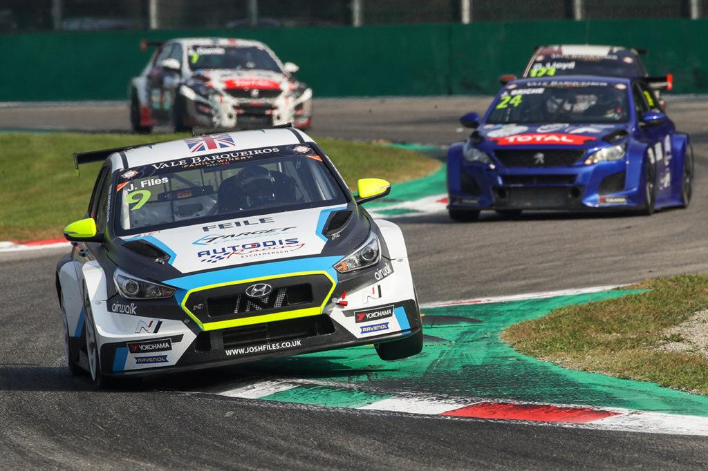 TCR Europe | Hyundai finalmente al vertice grazie a Josh Files a Monza