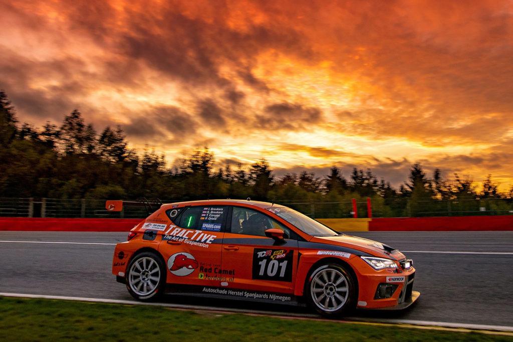 TCR Series | TCR Spa 500, Gara: Cupra sugli scudi con Red Camer-Jordans