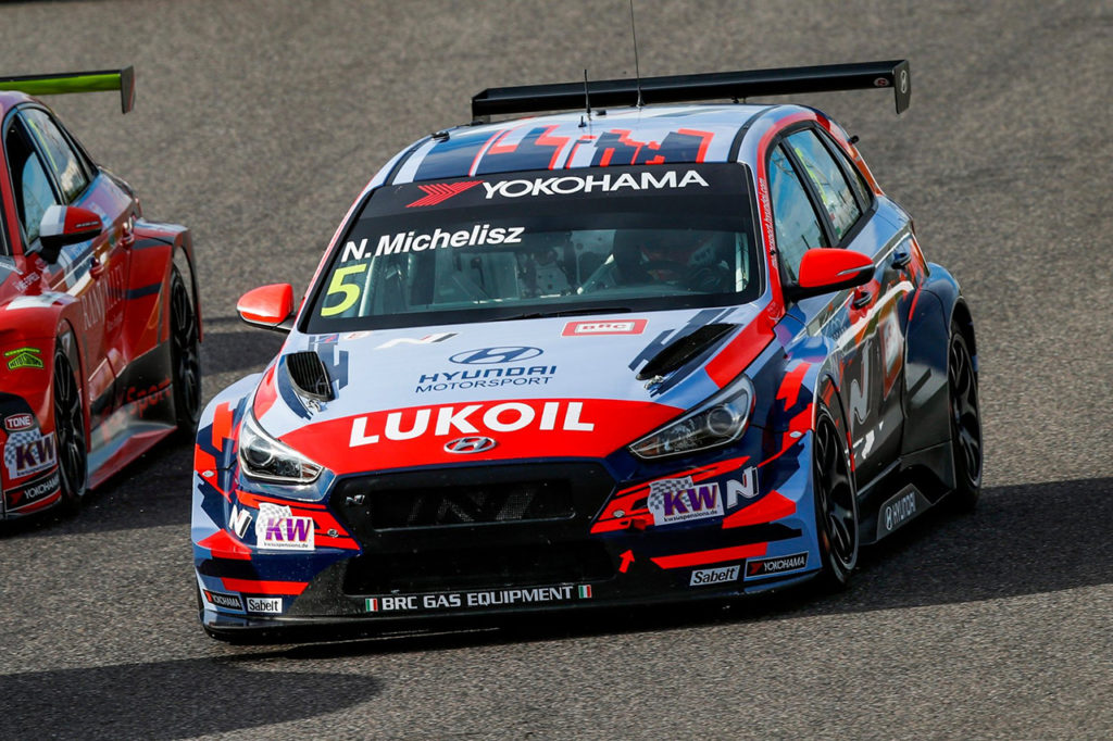 WTCR | Race of Japan, Gara 2 e 3: vittorie di Michelisz e Kristoffersson, Guerrieri leader