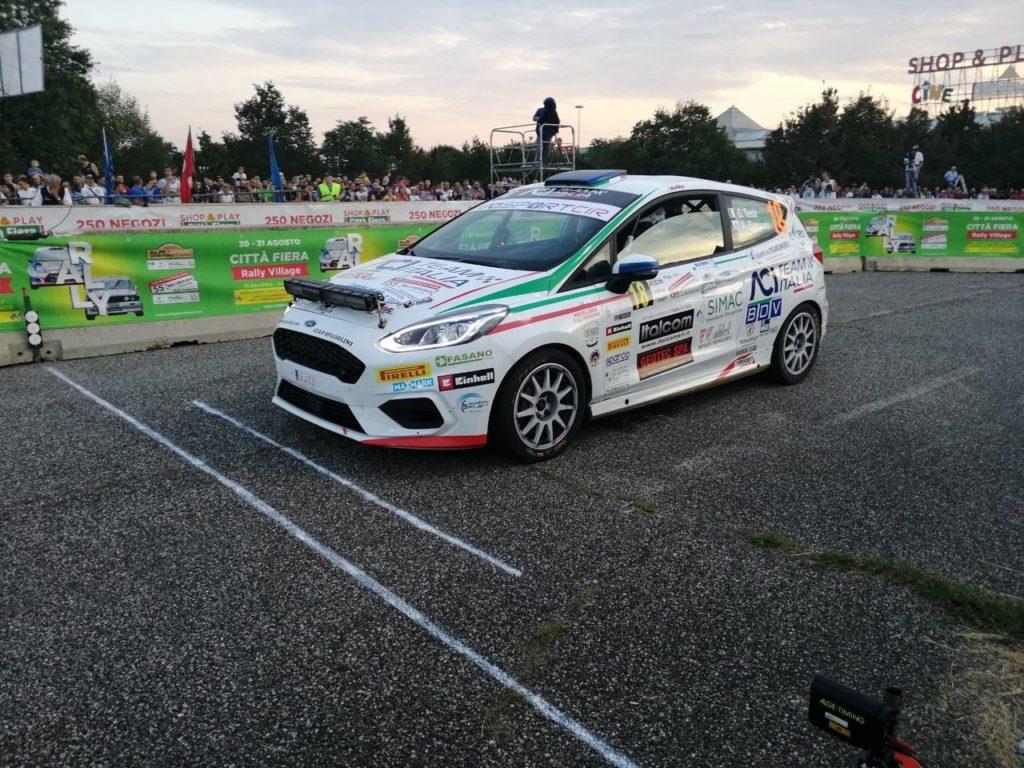 CIR Junior | Pollara campione 2019 prima ancora di disputare il Tuscan Rewind