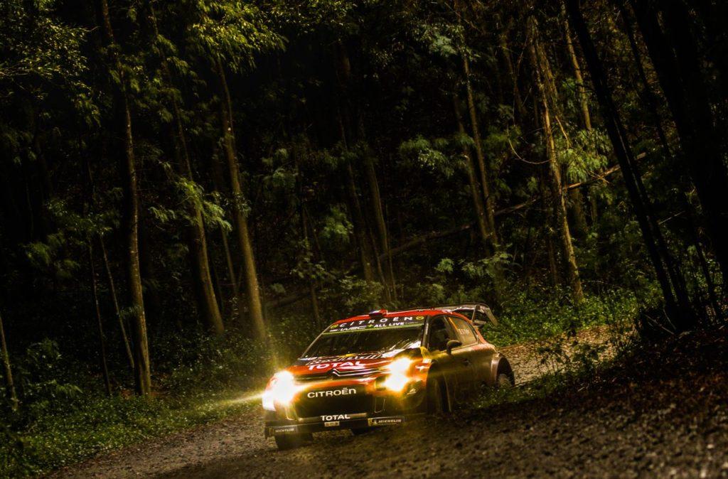 WRC | Rally Australia, per Citroen cala il sipario di una stagione in chiaroscuro