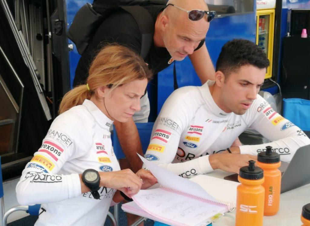 CIR | Ford Racing punta alla doppietta tra piloti e costruttori al Tuscan Rewind