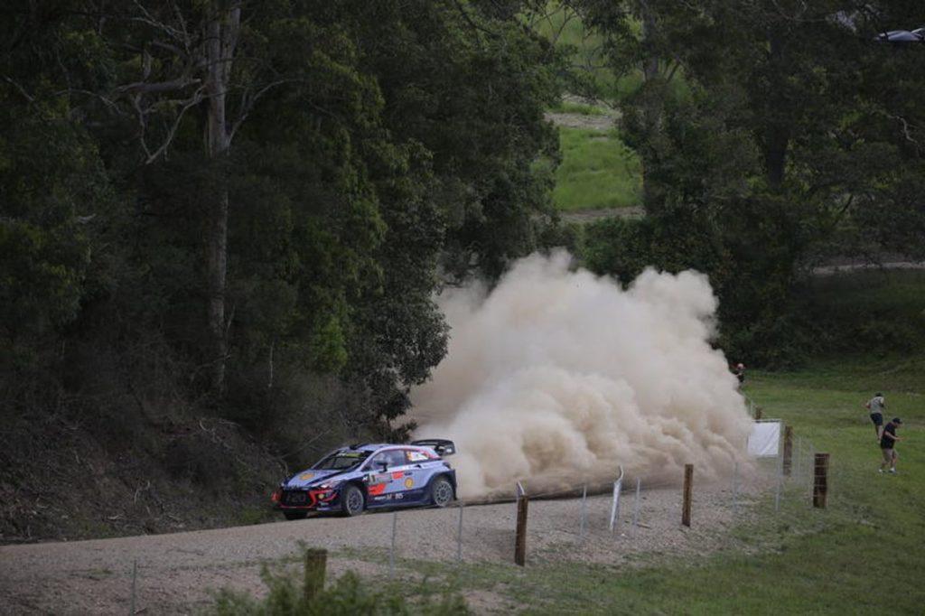 WRC | Rally Australia, Hyundai allo sprint finale per il titolo costruttori