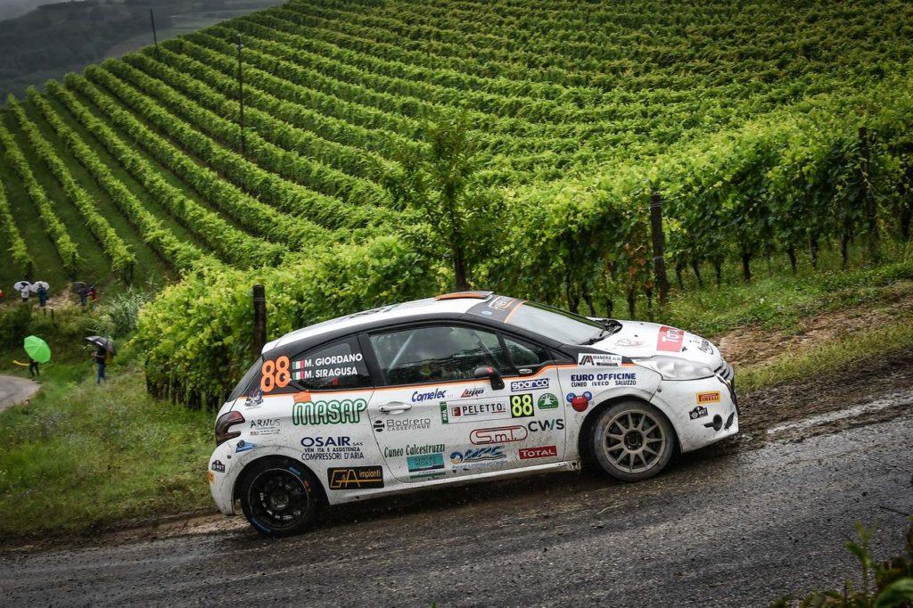 Peugeot Competition Rally Regional Club, tutti i vincitori del 2019