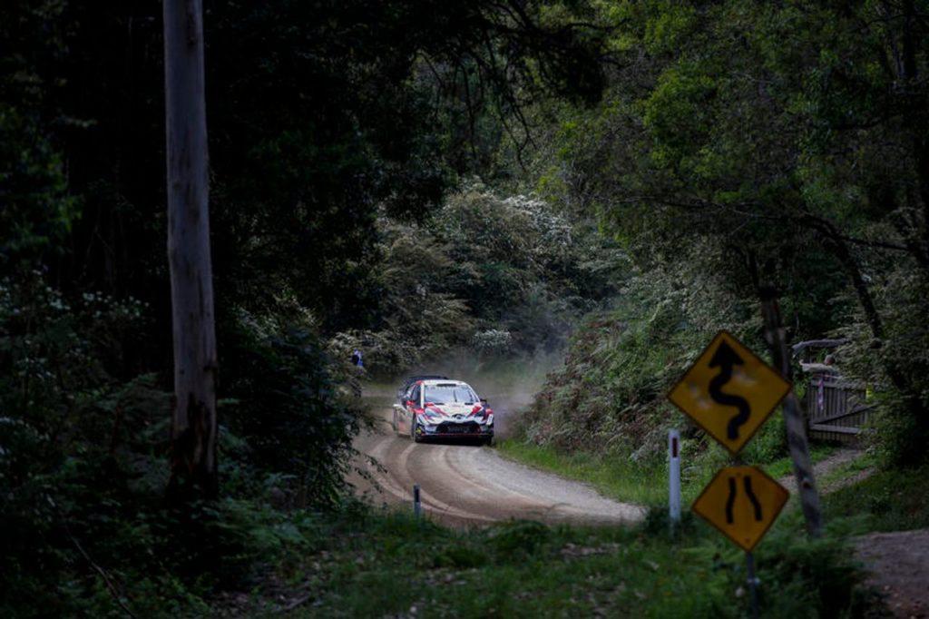 WRC | Rally Australia 2019, si va verso una riduzione del percorso. Il punto sugli incendi