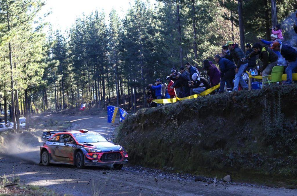 WRC | Perché è stato cancellato il Rally del Cile 2020?