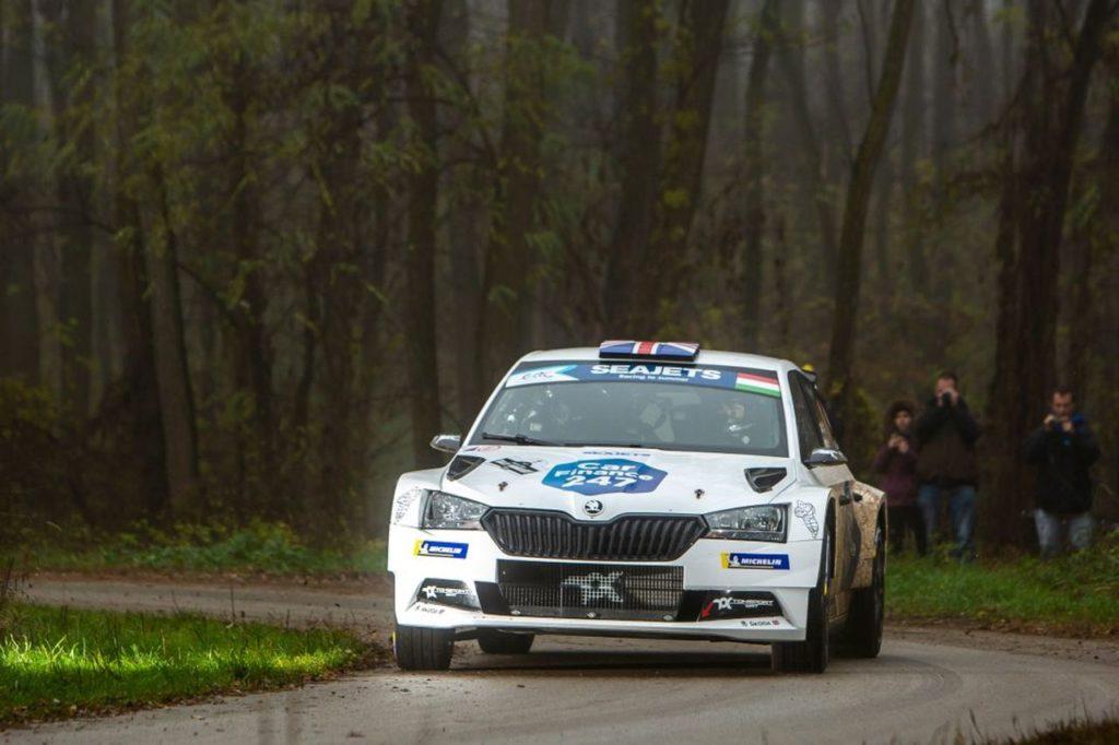 ERC | Rally Ungheria 2019, Ingram svetta nella Qualifying Stage e partirà secondo, disfatta per Habaj?