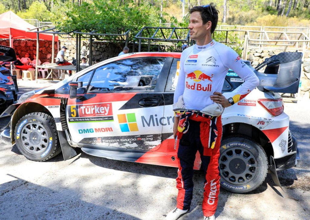 WRC | Ogier vuota il sacco e risponde a Citroen