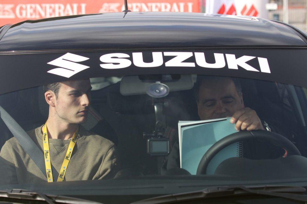 Suzuki nel mondo della formazione: la Swift esposta al Salone di Job&Orienta