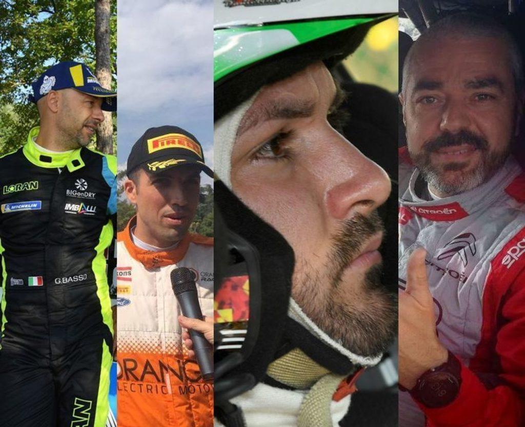 CIR | Tuscan Rewind 2019: le chance dei quattro piloti per il titolo e la start list