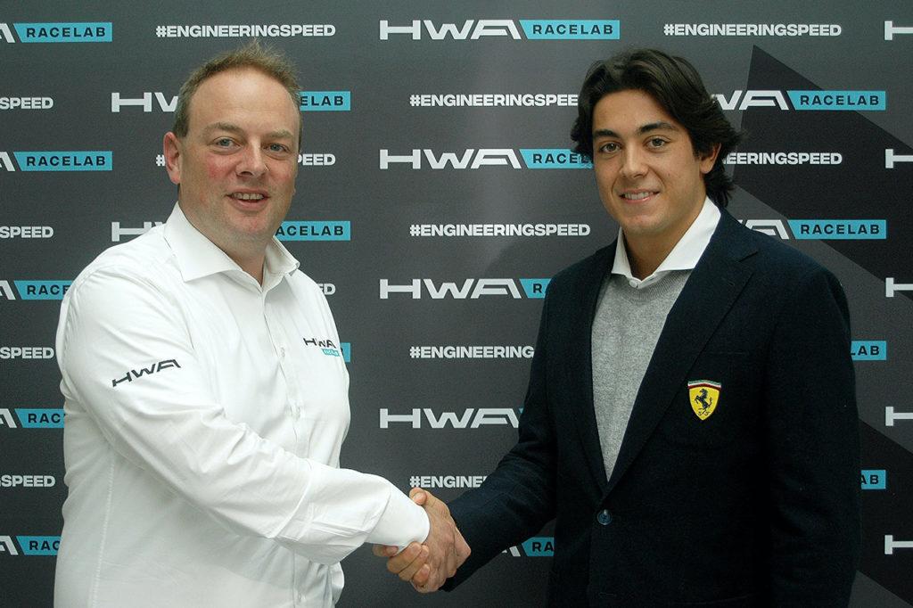 FIA F2 | Alesi si unisce a Markelov in HWA Racelab nel 2020