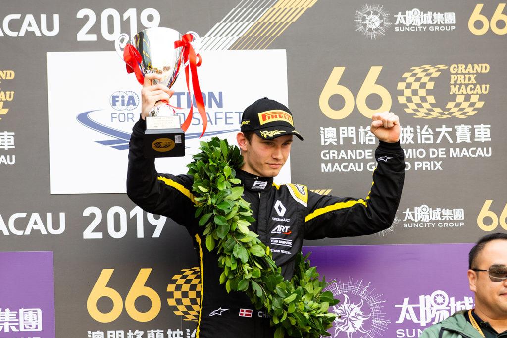 FIA F2 | Trident annuncia Lundgaard per l'ultimo round ad Abu Dhabi