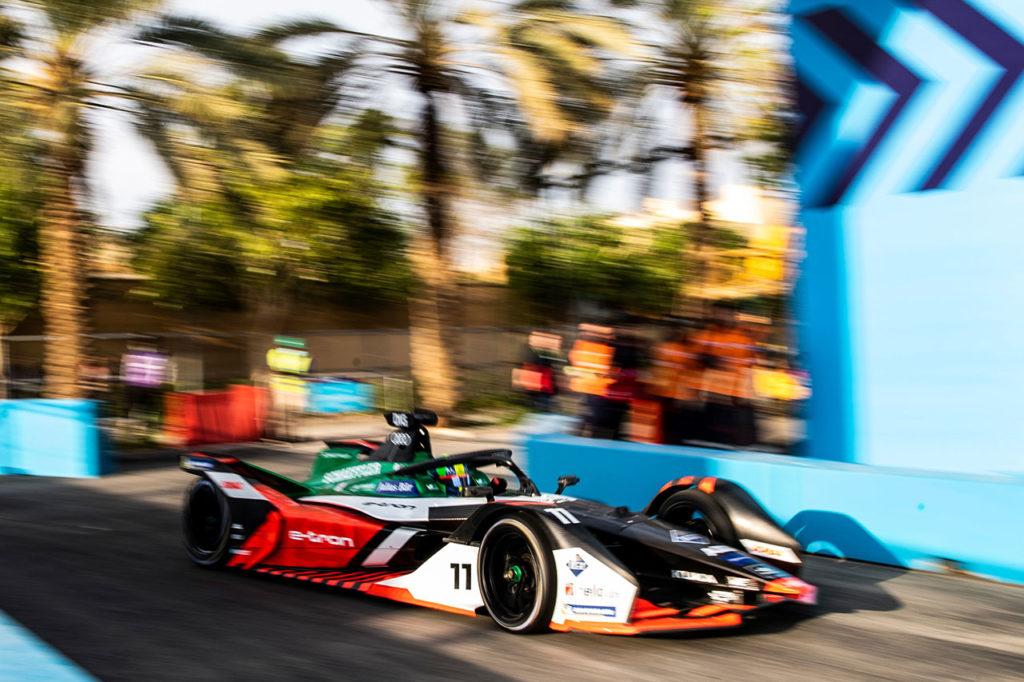 Formula E | Audi a podio con Lucas di Grassi in Gara 2 a Diriyah