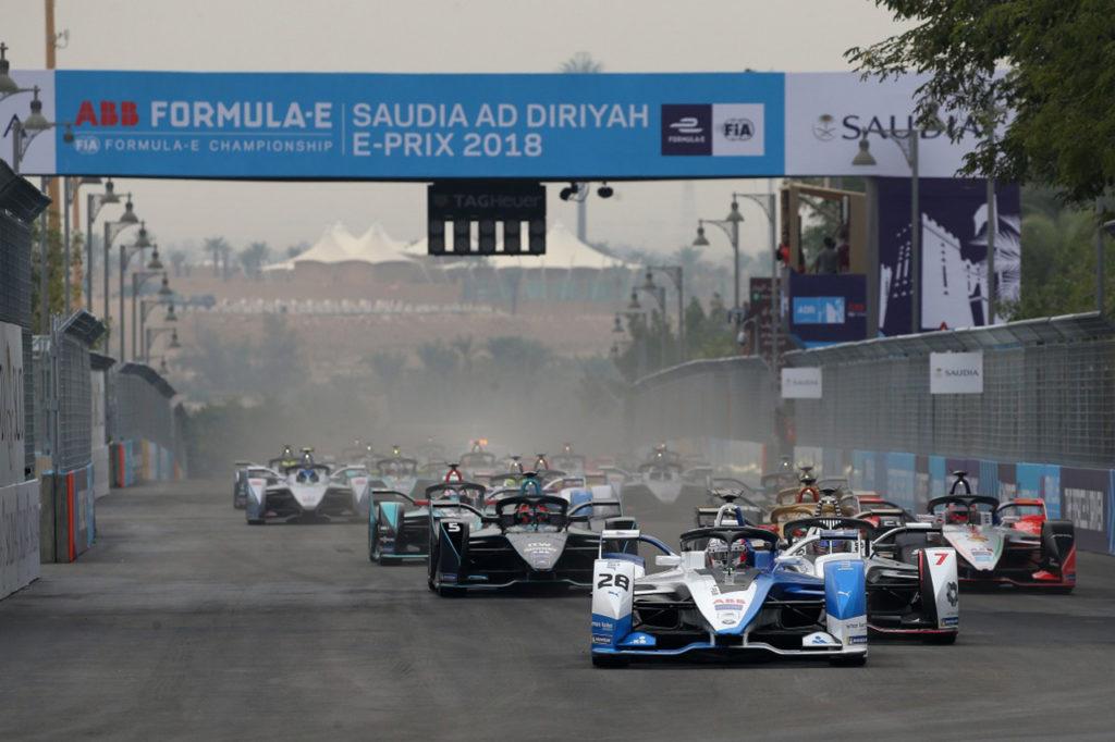 Formula E | Diriyah ePrix 2019: anteprima e orari del weekend