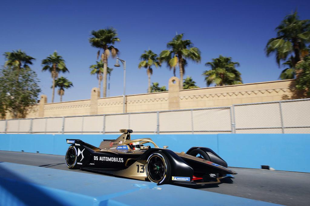 Formula E | DS Techeetah fermata da molti imprevisti in Arabia Saudita