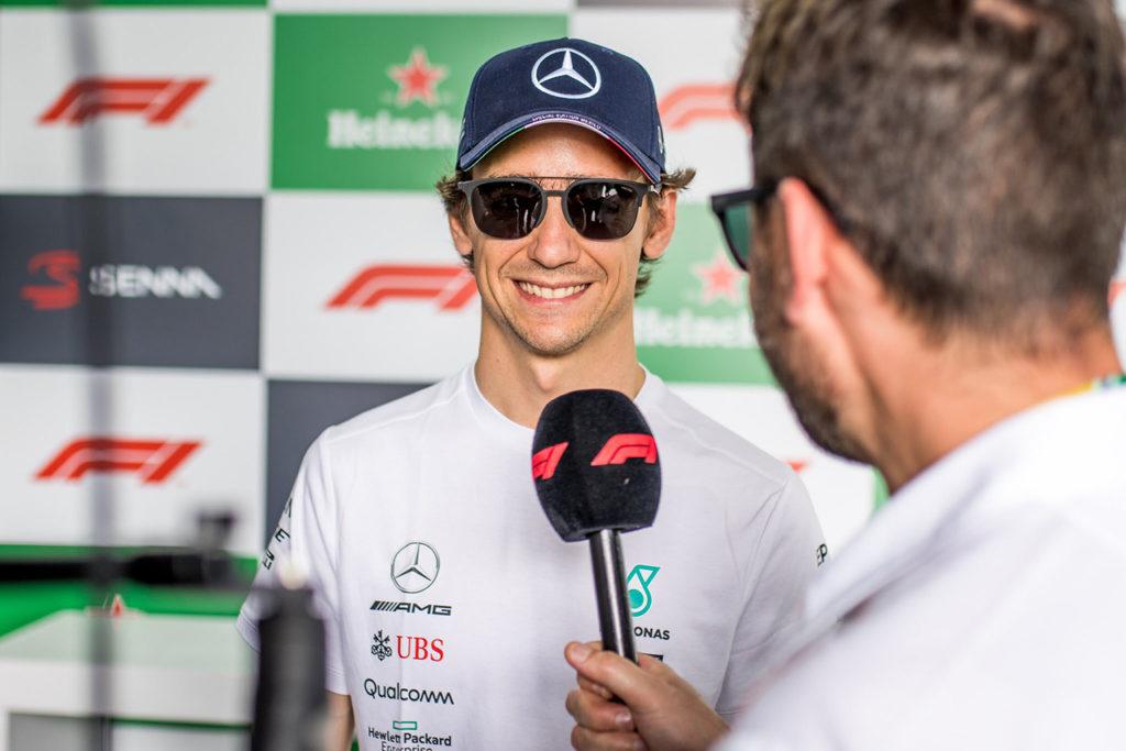 Formula E | Gutierrez pilota di riserva di Mercedes per il 2019-20