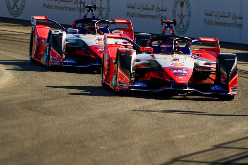 Formula E | Bicchiere mezzo pieno per Mahindra in Arabia Saudita