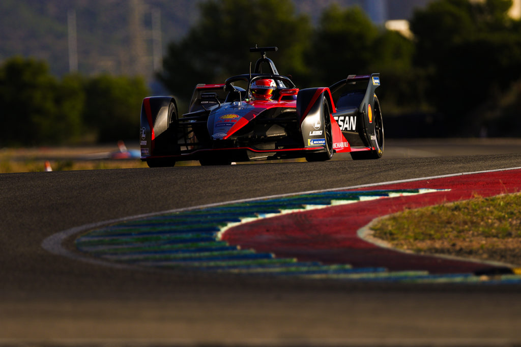 Formula E | Nissan e.dams riparte tra novità e solidità in Arabia Saudita