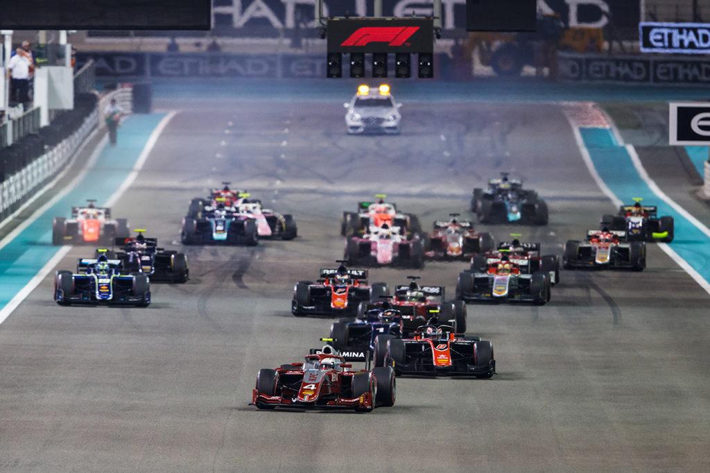 FIA F2 | Abu Dhabi 2019: anteprima e orari del weekend