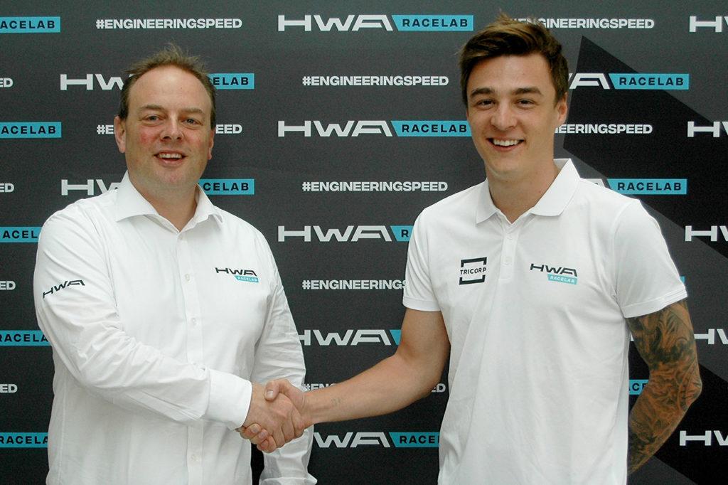 FIA F2 | Markelov ritorna fisso nel 2020 con HWA Racelab