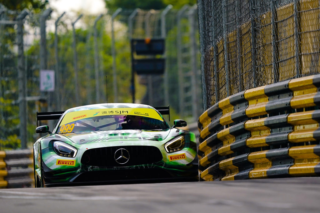 FIA GT World Cup | Macao, Qualifiche: Marciello all'ultimo su Vanthoor